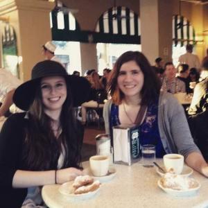 Cafe Du Monde (Friend's Picture)