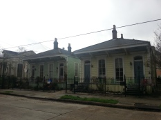 Shotgun Style Homes