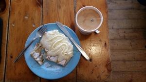 Breakfast at Café Babalú
