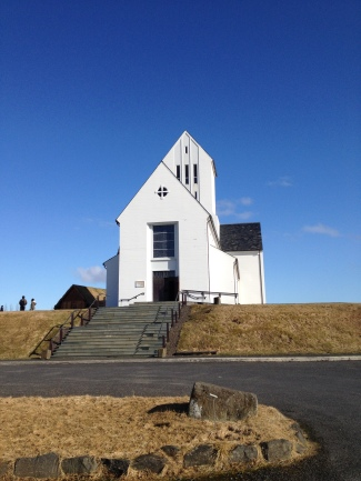Skalholt Church