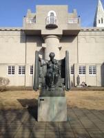 The Einar Jónsson Museum, Reykjavik