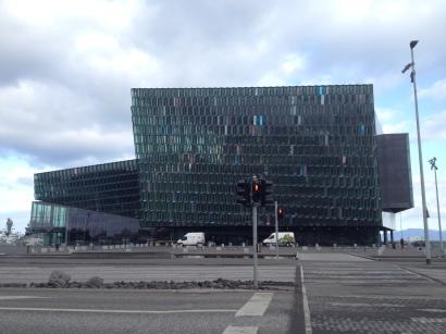 Harpa Opera House, Reykjavik