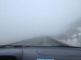 Ring Road Fog