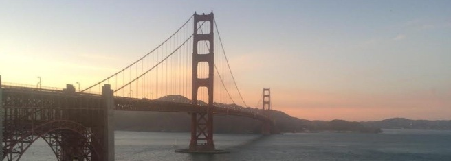 Golden Gate Bridge (Boyfriend's Picture)