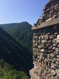 Poienari Fortress, Curtea de Argeș