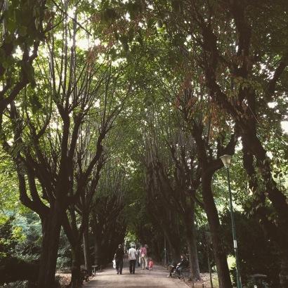 Cișmigiu Park, Bucharest